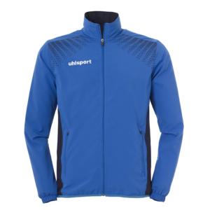 uhlsport Goal Presentation Jacket Azure Blue Navy