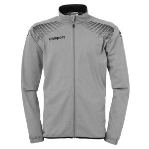 uhlsport Goal Classic Jacket Dark Grey Melange Black