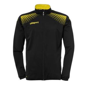 uhlsport Goal Classic Jacket Black Lime Yellow