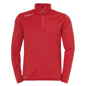 uhlsport Essential Quarter Zip Top red white
