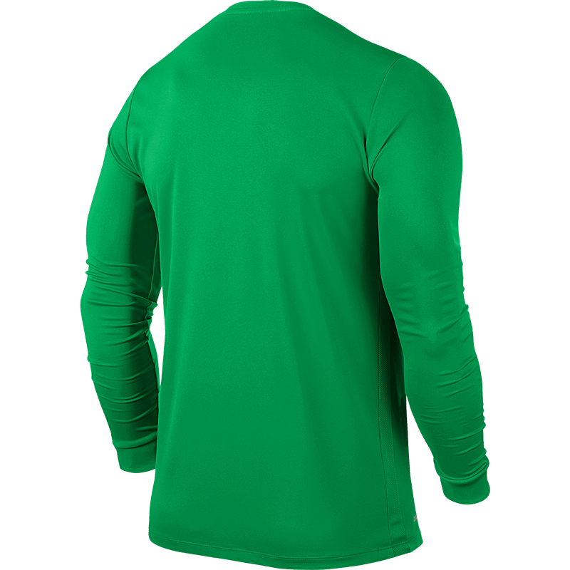 194bd163ec1f Nike Park VI Long Sleeve Shirt Hyper Verde • RJM Sports