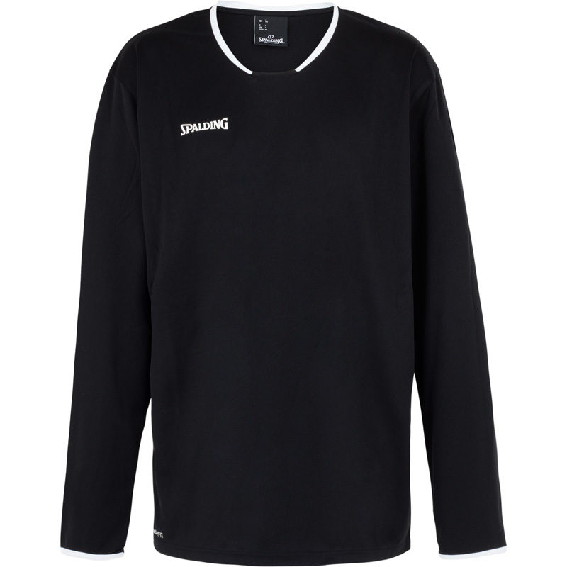 Spalding Move Long Sleeve Shooting Shirt
