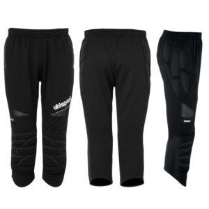 uhlsport Anatomic Goalkeeper Long Shorts Black