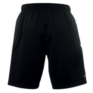 uhlsport Sidestep Goalkeeper Shorts Black Back
