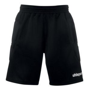 uhlsport Sidestep Goalkeeper Shorts Black