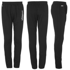 uhlsport Essential Goalkeeper Pants Unpadded Black