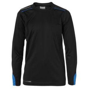 uhlsport Tower Junior Goalkeeper Set Black Energy Blue
