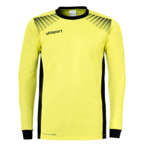 uhlsport Goal Goalkeeper Shirt Long Sleeved LITE Fluo Yellow Black