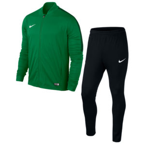 Nike Academy 16 Knit Tracksuit Pine Green Black Gorge Green