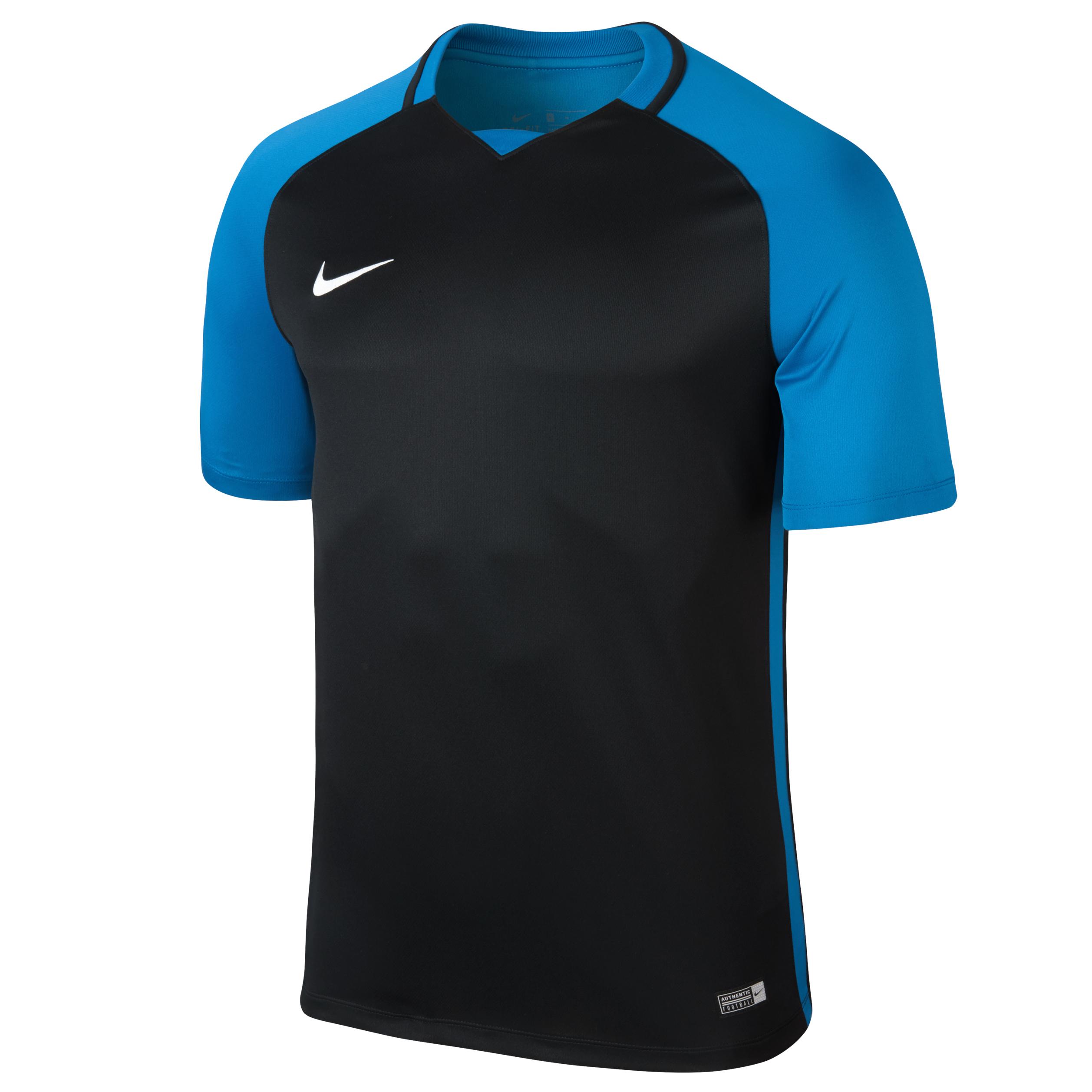 Nike Trophy III Short Sleeve Shirt Midnight Navy Lt Photo Blue • RJM Sports 590cddc98b63