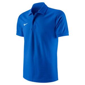 Nike Team Core Polo Royal Blue White