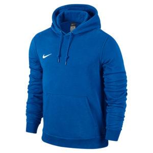 Nike Team Club Hoody Royal Blue Football White