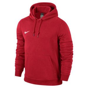 Nike Team Club Hoody University Red Football White