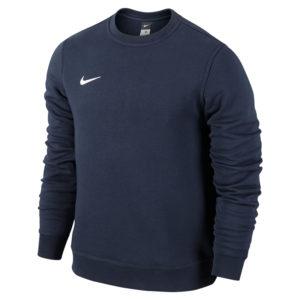 Nike Team Club Crew Obsidian Football White