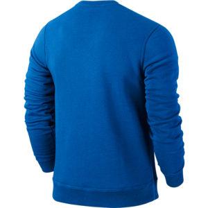 Nike Team Club Crew Royal Blue Football White Back