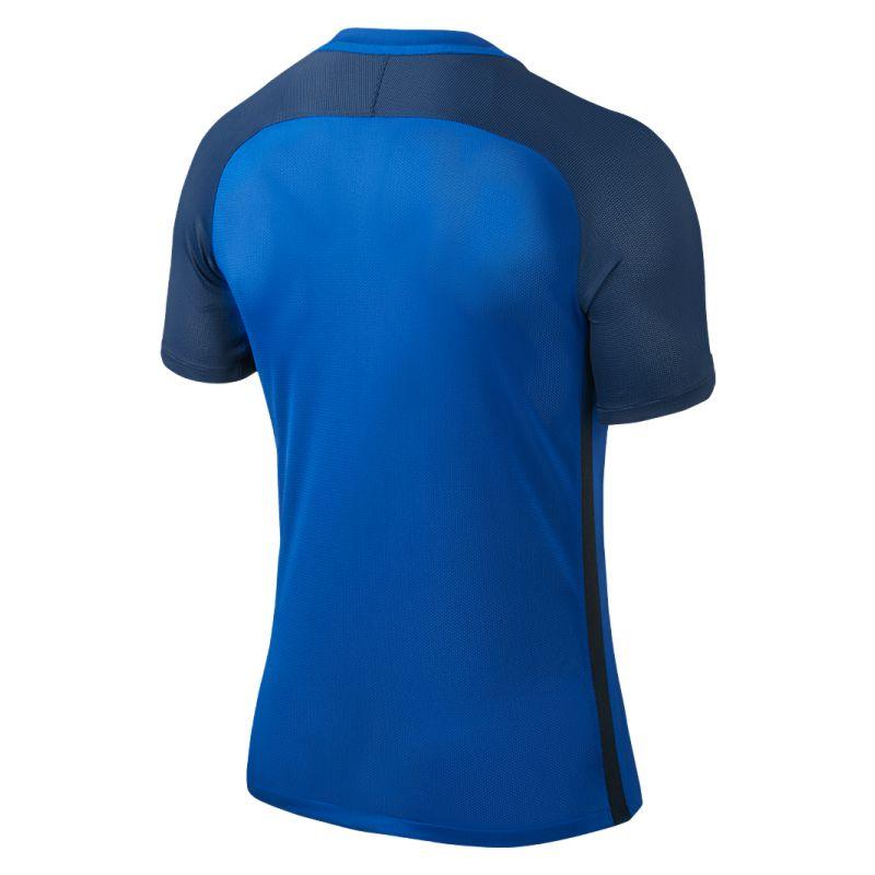 Nike Revolution IV Short Sleeve Shirt Royal Blue Black • RJM Sports 72556487a901