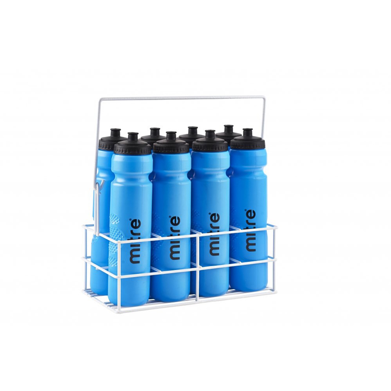 Mitre Metallic Crate and 8x1LTR Bottle Set