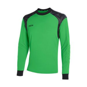 Mitre Guard Goalkeeper Jersey Lime Black