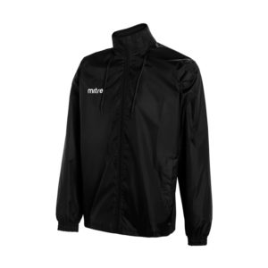 Mitre Edge Rain Jacket Black