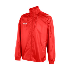 Mitre Edge Rain Jacket Red