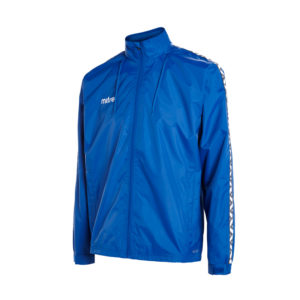 Mitre Delta Rain Jacket Royal White