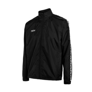 Mitre Delta Rain Jacket Black White