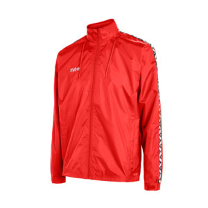 Mitre Delta Rain Jacket Red White
