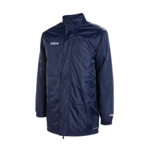 Mitre Delta Bench Coat Navy
