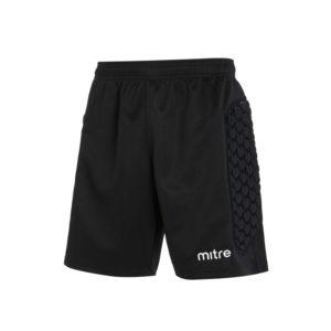 Mitre Guard Goalkeeper Shorts Black