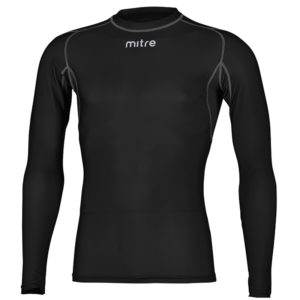 Mitre Neutron Compression Top Black