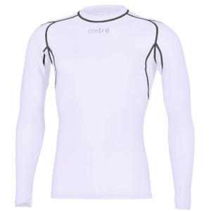 Mitre Neutron Compression Top White