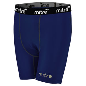 Mitre Neutron Compression Shorts Navy