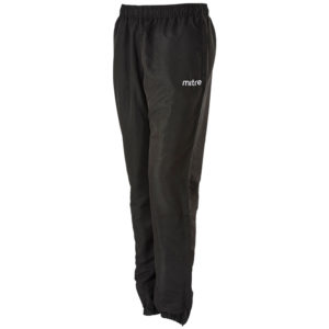 Mitre Primero Cuffed Track Pants Black