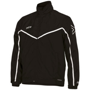Mitre Primero Rain Jacket Navy Black White