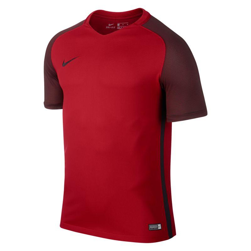 aa43ded3e9ed Nike Revolution IV Short Sleeve Shirt University Red Black • RJM Sports