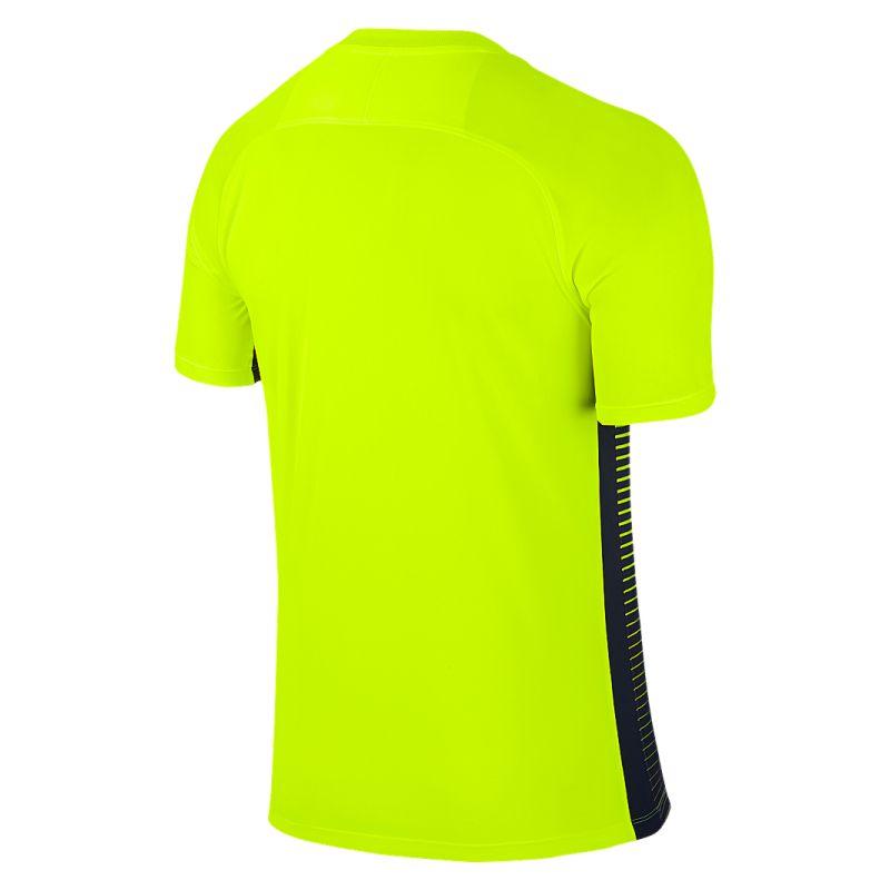 07178c29271 Nike Precision IV Short Sleeve Shirt Volt Midnight Navy • RJM Sports