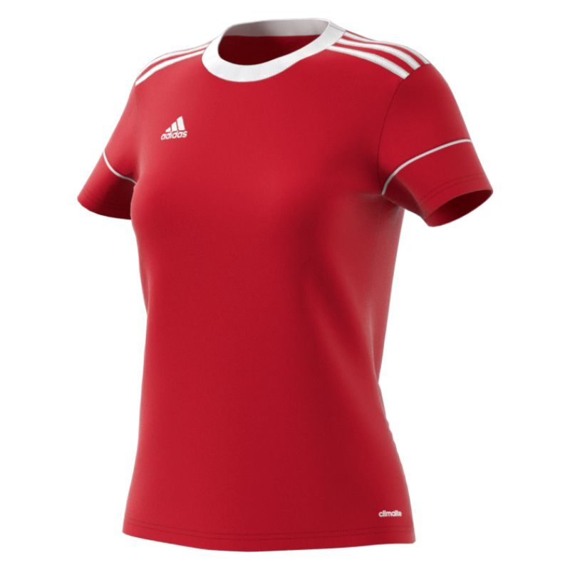 Adidas Squad 17 Womens Match Short Sleeve Shirt