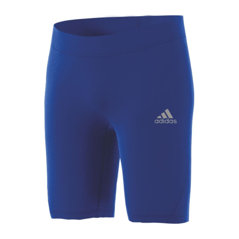 adidas alphaskin short tight bold blue
