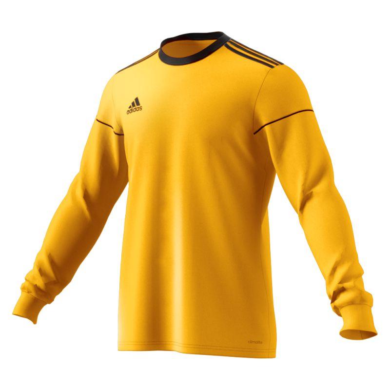 Adidas Match Jersey - Squadra 17 Long Sleeve Bold Gold Black b866c0941