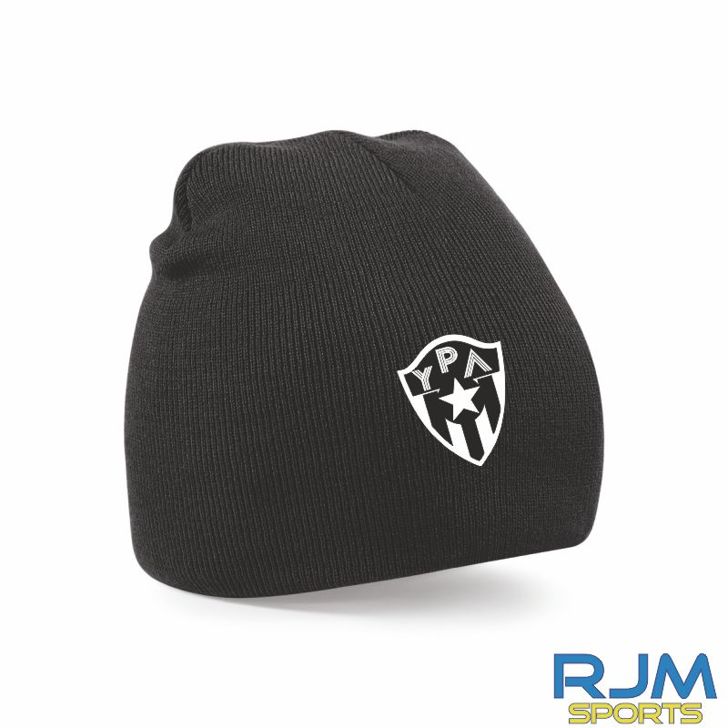 Young Pumas Beanie Hat Black