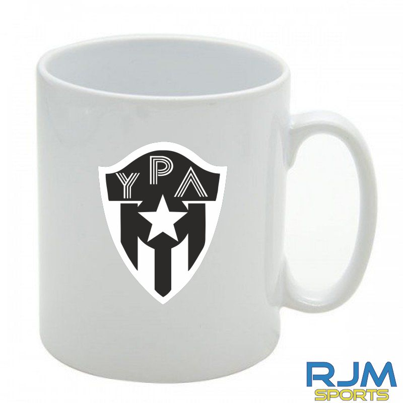 Young Pumas Mighty Mug White