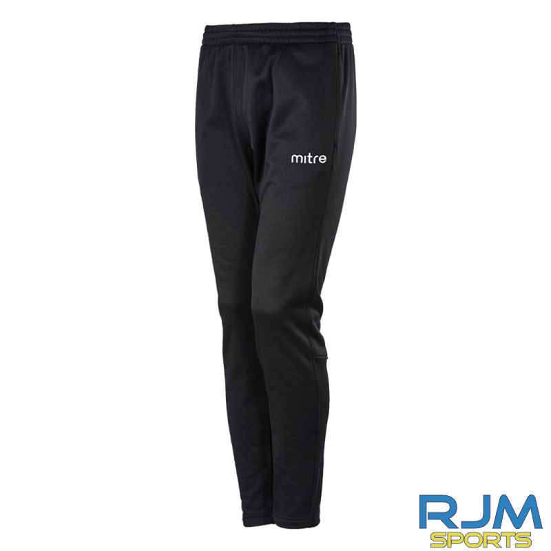 Young Pumas Mitre Primero Poly Training Trousers Black