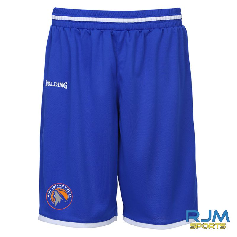 WLW Move Short - Away Replica Royal White