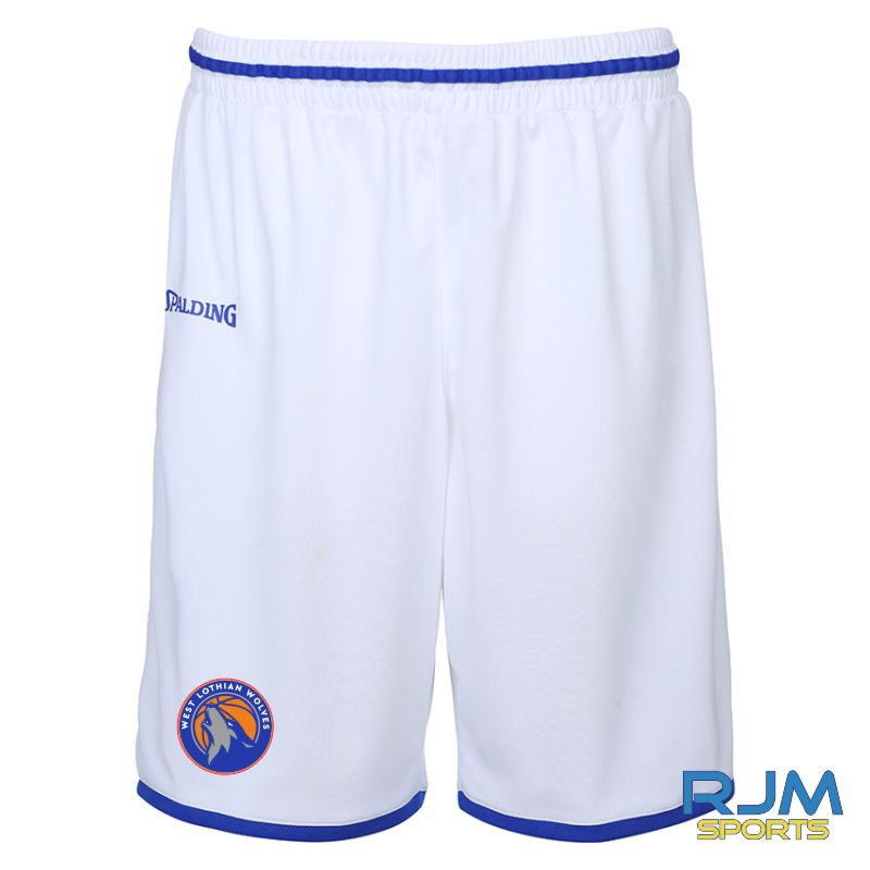 WLW Move Short - Home Replica White Royal