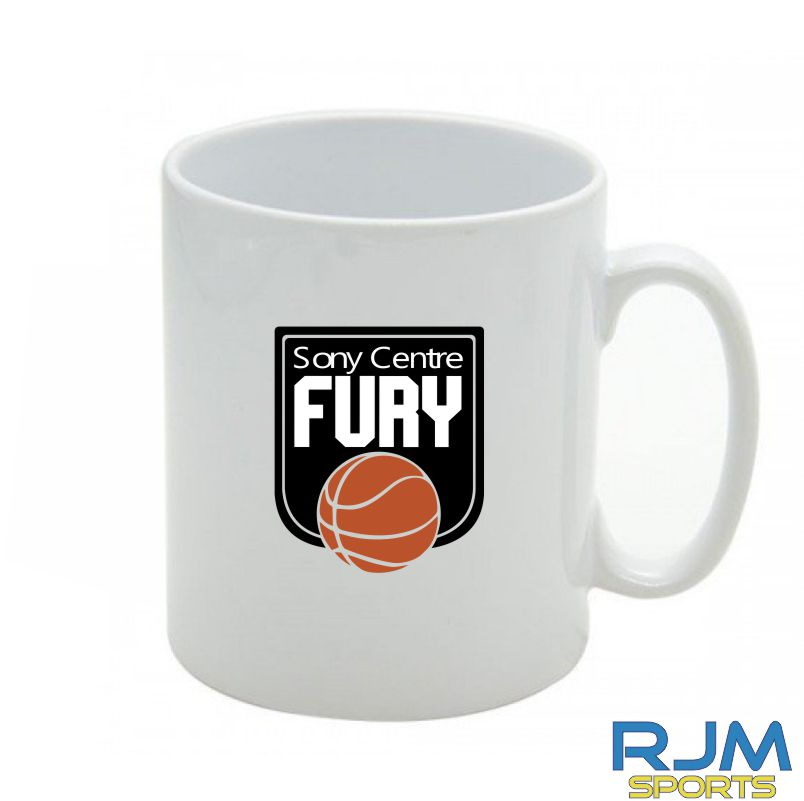 Falkirk Fury Mighty Mug White