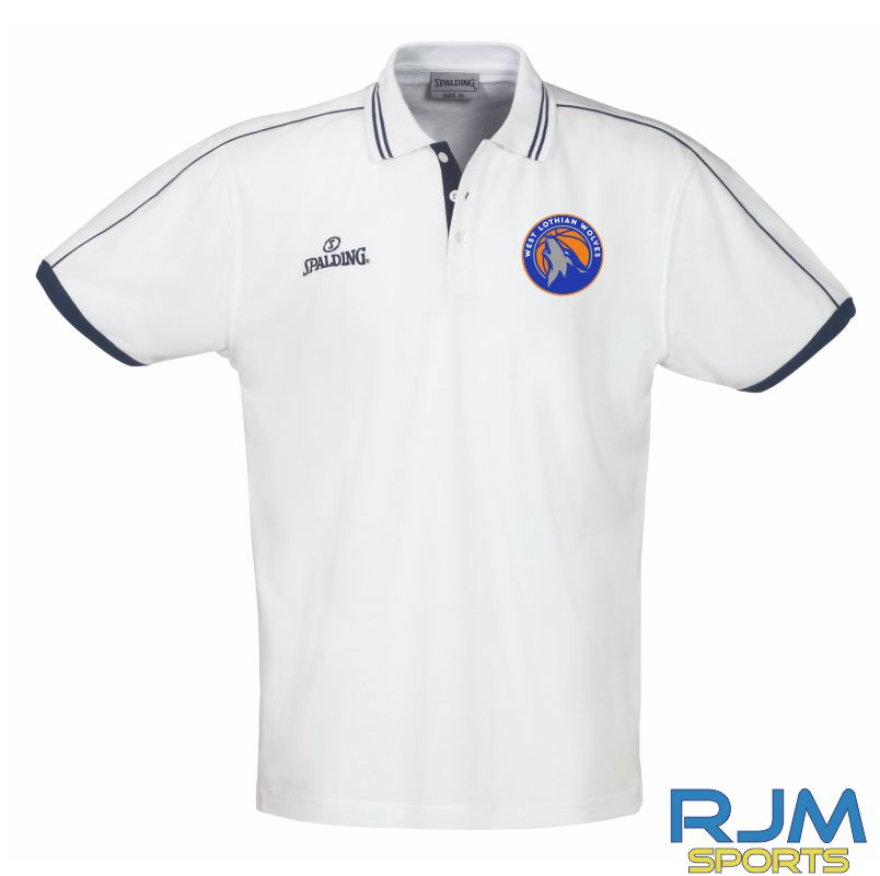 WLW Polo Shirt White