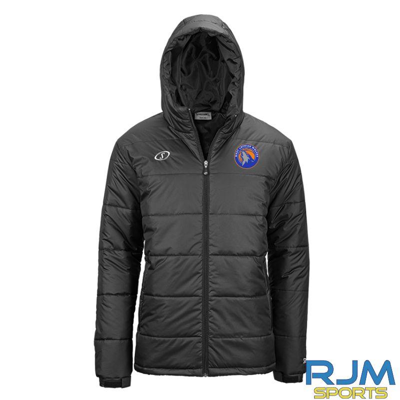 WLW Puffa Jacket Black
