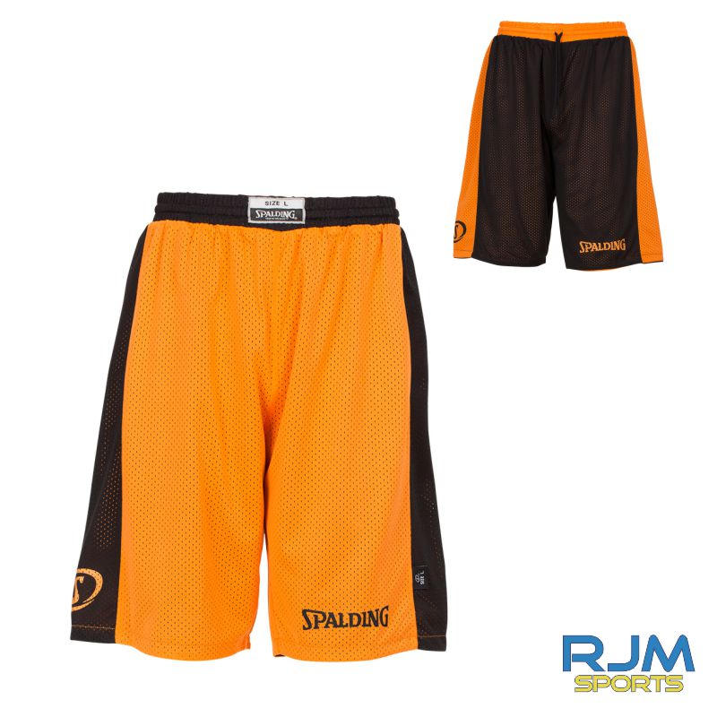 Perth Phoenix Essential Reversible Short Orange Black