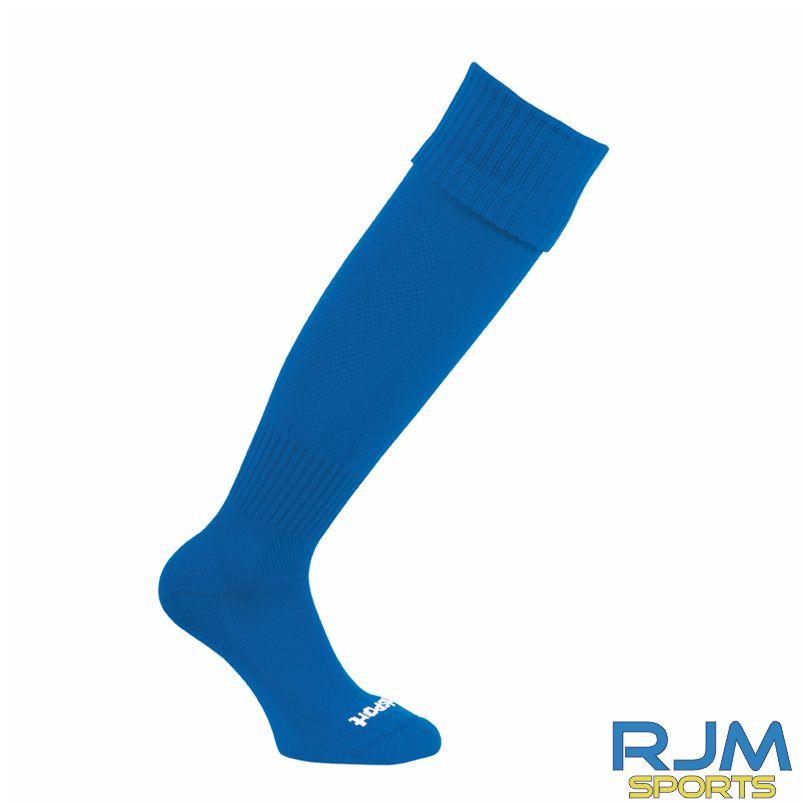 Soccer Stars Academy Uhlsport Team Pro Essential Socks Azure Blue