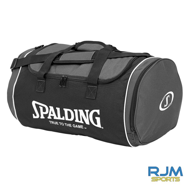 Perth Phoenix Spalding Tube Sportsbag Anthracite Black White